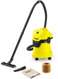 Пылесос Керхер - удобная техника для уборки в доме