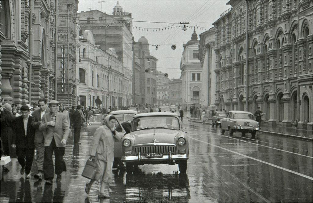 Как выглядела Москва при СССР и сейчас: 24 фото-сравнения
