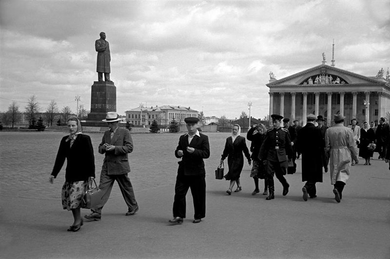 22 фото как выглядел Минск, один из главных промышленных центров СССР, в 1960-70х