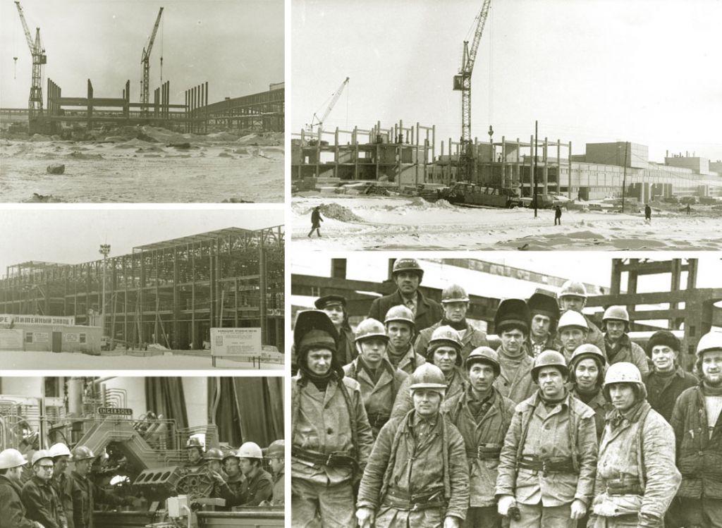 """Строили БАМ, собирали """"Камазы"""" и тяжело трудились в полях: 17 фото простых советских людей за работой, которые вызывают у меня гордость"""