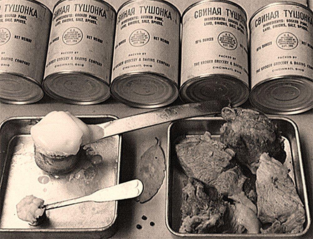 Советские консервы - вспоминаем что продавали в банках в СССР, как они выглядели и сколько стоили
