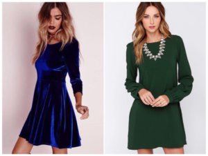 Какое платье выбрать на весну 2021?