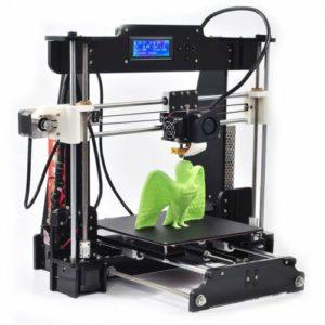 Работа с пластмассовыми изделиями при помощи печати на 3D принтере