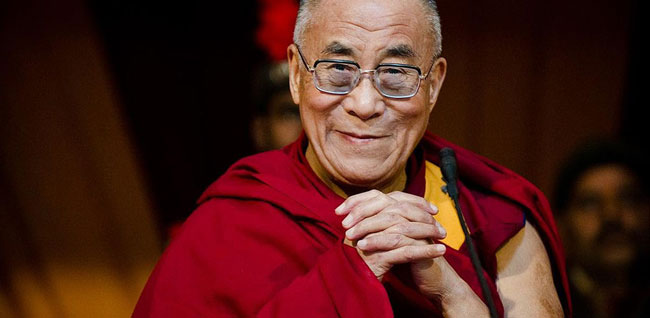 Далай-лама. Этика  важнее религий