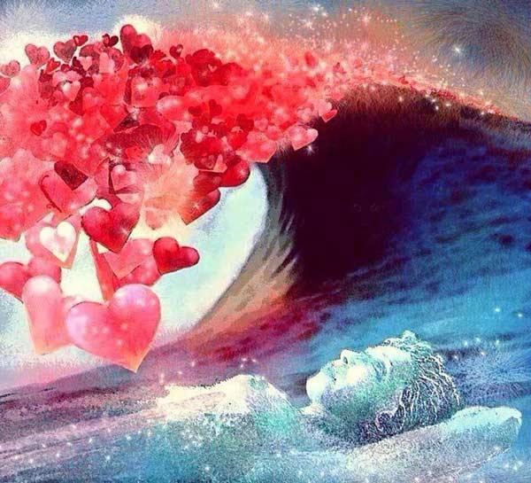 Не забывайте о любви в Вашей жизни. Любовную мышцу тоже надо тренировать