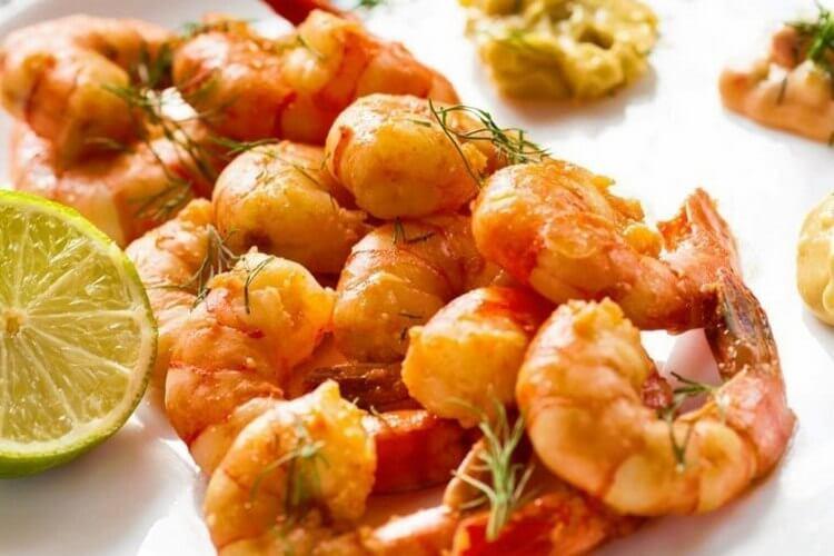 Пять восхитительных рецептов с креветками