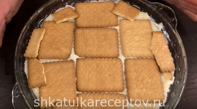 Торт из печенья «Рафаэлло» (без выпечки) - просто бомба!