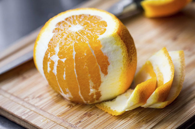 Эти чудесные апельсиновые корки- их выбрасывать просто непростительно!