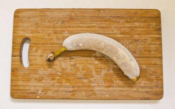 Здоровое мороженое из банана своими руками - ни грамма химии!