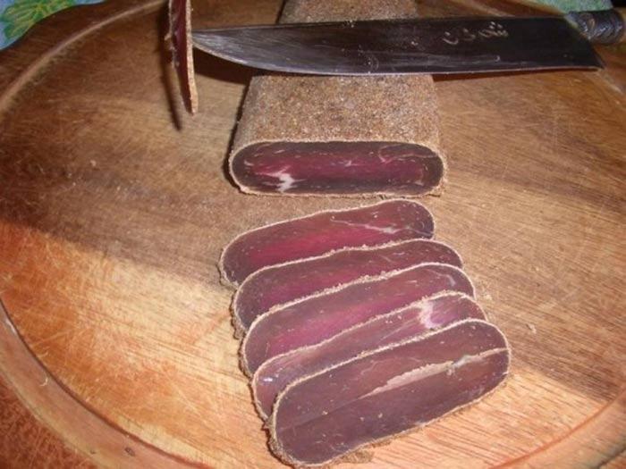 Бастурма по-армянски. Самый простой и вкусный рецепт!