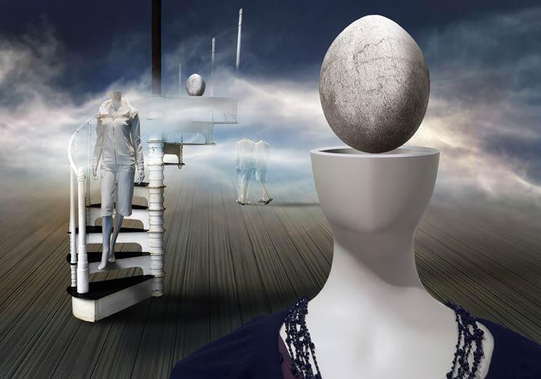Карл Юнг: Когда я смотрю на камень, может быть камень тоже на меня смотрит