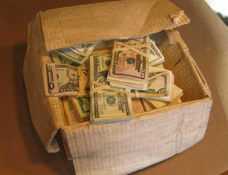 Учитель был в шоке, когда школьник показал сколько денег он заработал за выходные!