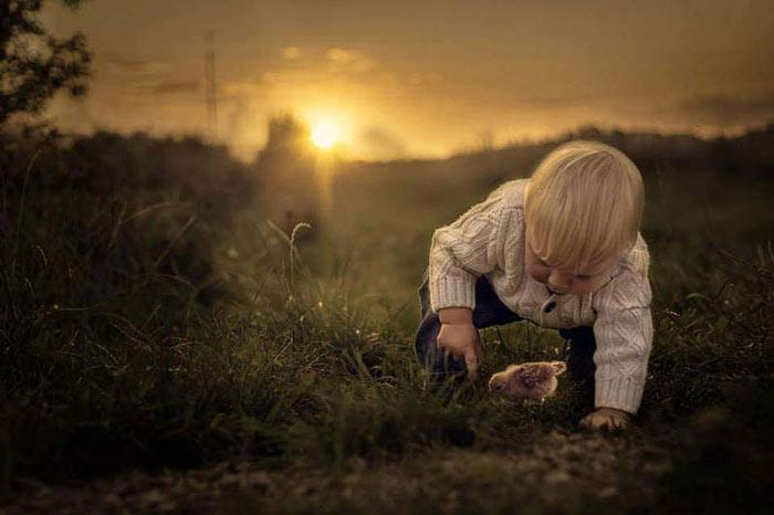 Есть дети, которые приходят давать, а есть те, что приходят брать