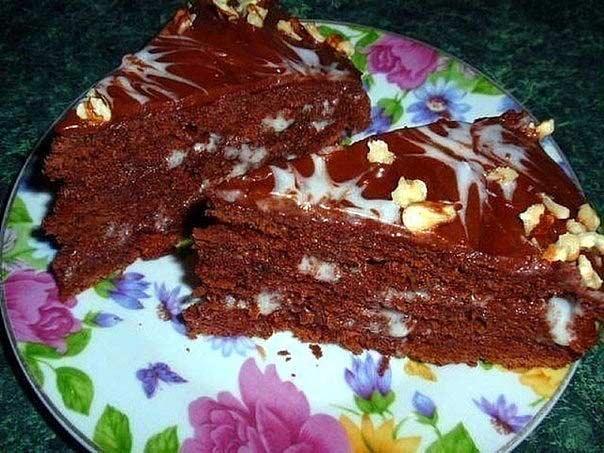 Вкуснейшие домашние торты - 5 рецептов