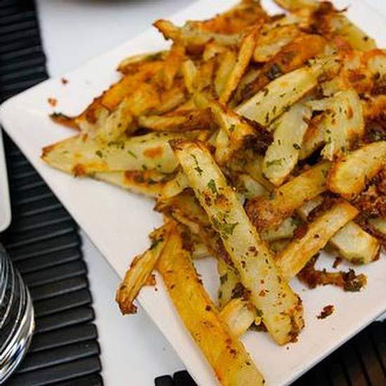 Картофель по-итальянски, запеченный с сыром и ароматными травами — просто объедение!