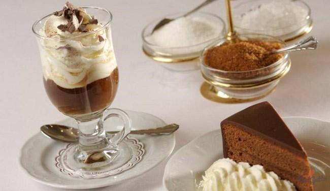 Самый вкусный кофе: Кофе по-венски!