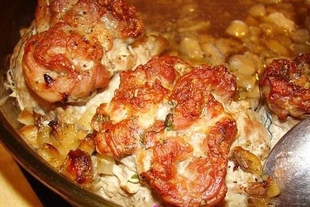 Вкуснее этого мяса вы в жизни ничего не пробовали! Рецепт чудо-мяса по-грузински!