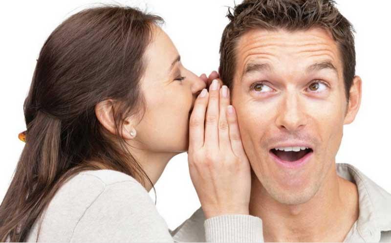 8 способов заставить мужчину слушать и прислушиваться