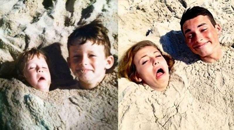 Песок в трусах или с годами человек меняется