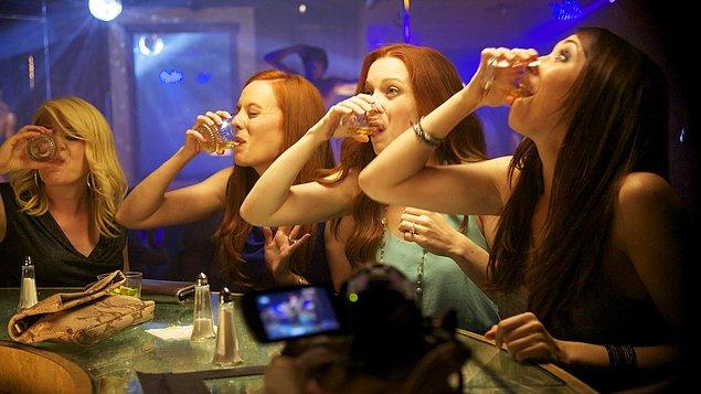 Дурацкие поступки, которые девушки совершают в пьяном виде