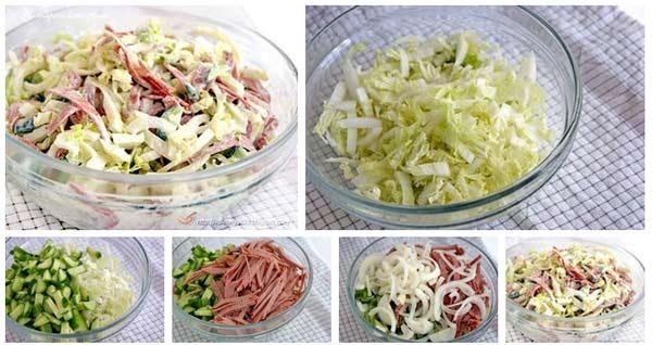 Подборка 5 самых вкусных и быстрых салатов для ценителей вкуса
