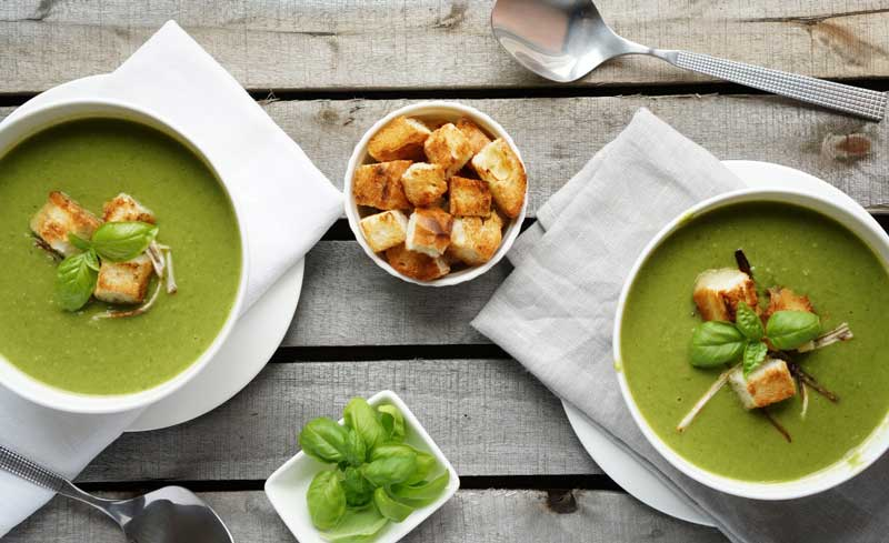 5 способов сделать ваш любимый суп еще вкуснее