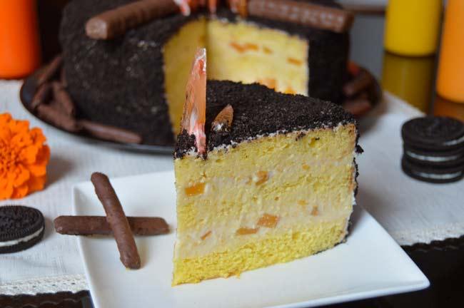 """Простой рецепт вкуснейшего торта """"Костер"""" — у вас точно все получится!"""