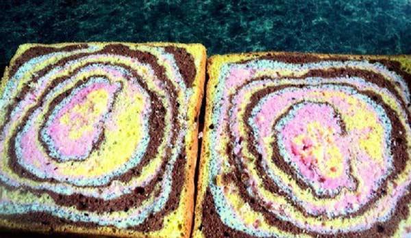 «Цыганские тропы» - невероятно красивый и нежный тортик!