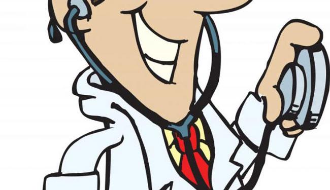 Очень смешная классификация врачей
